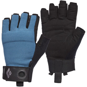 Black Diamond Crag Halve Vinger Handschoenen Heren, astral blue